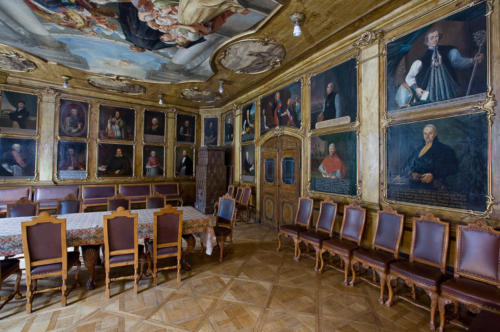 Sala portretowa Arcybractwa Miłosierdzia. 3