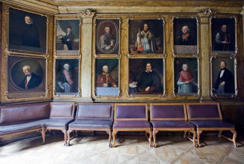 Sala portretowa Arcybractwa Miłosierdzia. 5