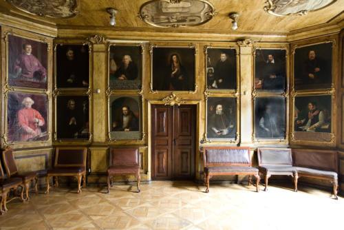 Sala portretowa Arcybractwa Miłosierdzia. 6